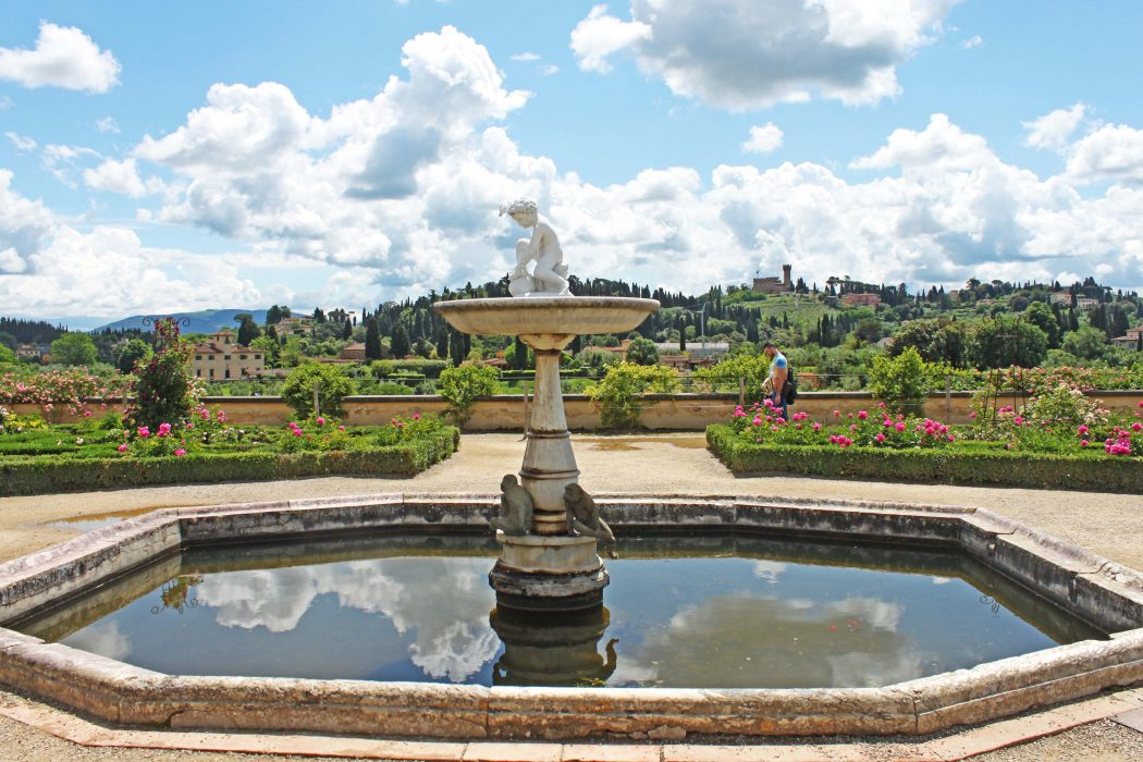Visita storico artistica e botanica del giardino di boboli