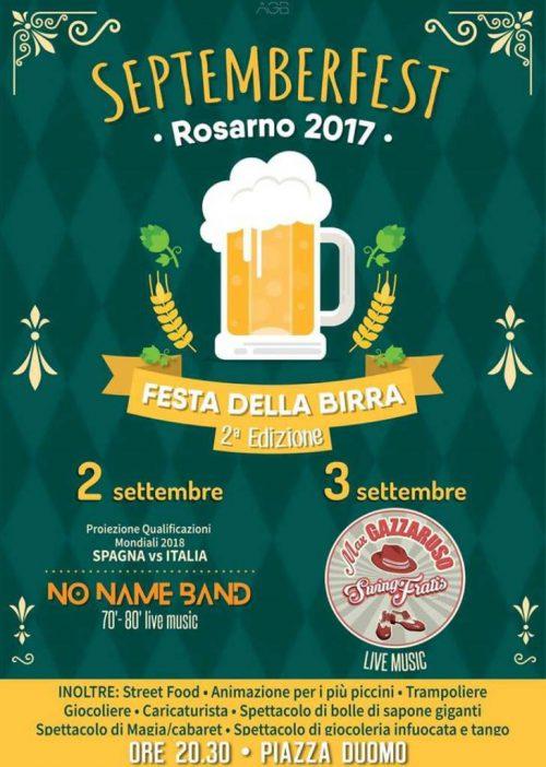 Rosarno SeptemberFest