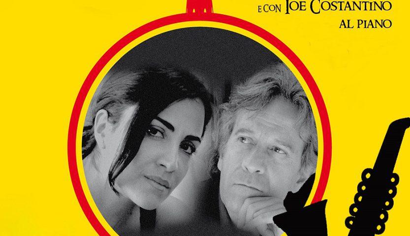 Due attori, due personaggi raccontano, a ritmo di jazz, storie tinte di giallo