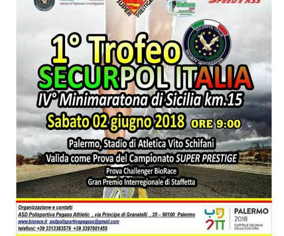 trofeo securpol italia