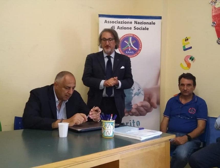 Segretario Ugl Giuseppe Messina