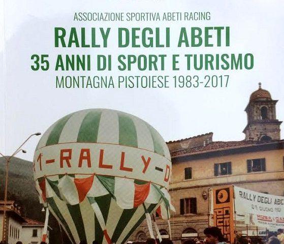 libro Rally degli Abeti e dell'Abetone