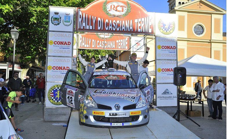 Rally di Casciana Terme