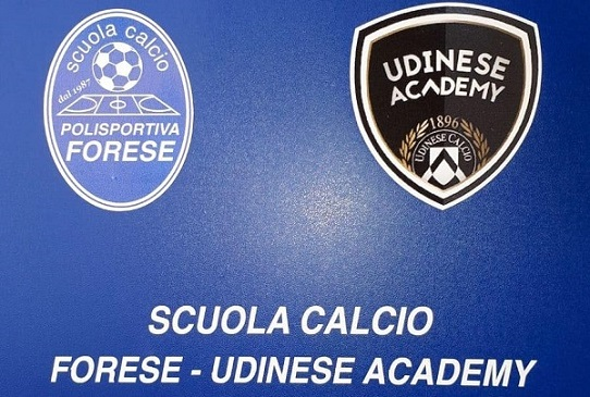 progetto Udinese Forese Academy