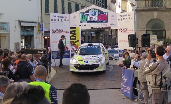 Rally Città di Pistoia