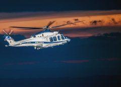 Polizia di Stato: Rintracciato un sub disperso in località Marinella di Palmi grazie all'intervento dell'elicottero del V° Reparto Volo di Reggio Calabria