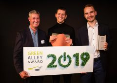 Gelatex technologies vince il Green Alley Award 2019