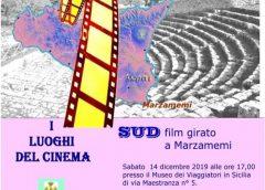"""Palazzolo Acreide. BCsicilia: I Luoghi del Cinema. Si presenta """"Sud"""", film girato a Marzamemi"""